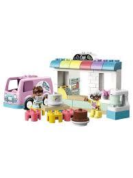 <b>Конструктор LEGO DUPLO Town</b> 10928 Пекарня LEGO 10707902 ...