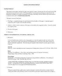 35 Research Paper Samples Free Premium Templates