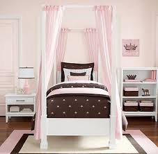 Pink and Brown Nursery and Bedroom Decorating Ideas - Interior design - Pink  and brown are extremely universal colors. So, decorating your baby girl's  ...