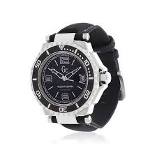guess men s watches watches uk online catalog guess collection men watch gc 3 black x79006g2s