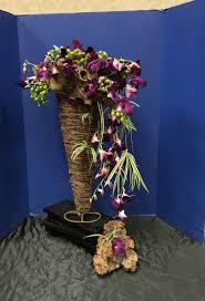 Floral Cascade Designs Flower Show Symposium Springfield Mo 2018 Cascade Design