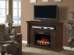 infrared electric fireplace media console roasted cherry infrared electric fireplace