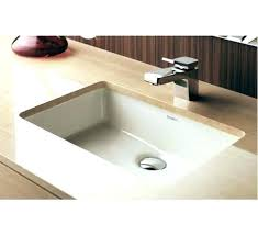 Duravit Undermount Sink Vanity Basin 1 8 Bathroom With Overflow Bath
