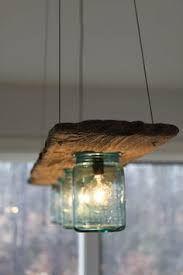 Image Rustic 25 Beautiful Diy Wood Lamps And Chandeliers That Will Light Up Your Home Pinterest 93 Best Mason Jar Lighting Images Diy Ideas For Home Bricolage