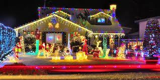 Nbc News Christmas Lights Family Told To Take Down Christmas Display Because Its Too
