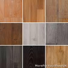 Wood Plank Vinyl Flooring Roll Quality Lino AntiSlip Kitchen - Non slip vinyl flooring for bathrooms