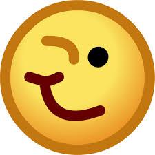 Image Wink Emoticon Png Club Penguin Emoticon Wikia Fandom