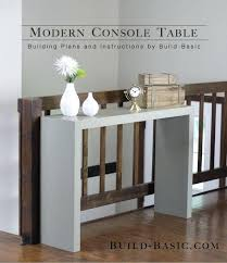 modern entryway console narrow tables and their extreme versatility shallow table uk
