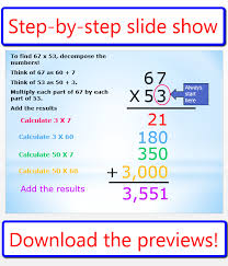 Partial Product Multiplication Lesson | Classroom Caboodle