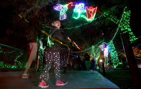 Zoo Lights Tucson