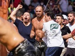 SON DAKİKA: 660. Tarihi Kırkpınar Yağlı Güreşleri'nde şampiyon Ali Gürbüz!