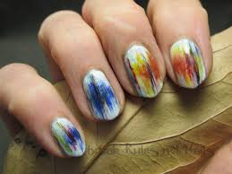 acrylic nails cool acrylic paint for nail art colorful nail art for stunning look