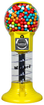Ball Vending Machine Extraordinary Lil Wizard Spiral Coin Operated Gumball Vending Machine By Global