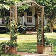 arch trellis garden arch trellis