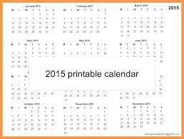 Editable 2015 Calendar Template Ezoracoon Info
