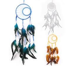 Dream Catchers For Your Car Dream Catcher Home Decor white Feather Dreamcatcher Wind Chimes 90