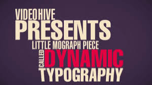 1 869 Free After Effects Typography Templates Editorsdepot