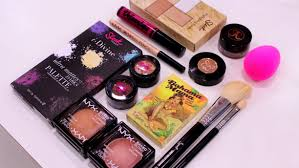haul insram mugeek vidalondon if you follow me on facebook and insram makeupwithjah you may have seen my big makeup