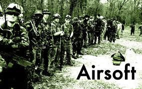 Resultado de imagen de airsoft