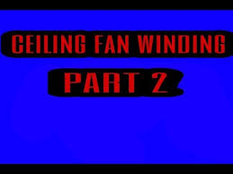 ceiling fan winding machine fully automatic ceiling fan coil winding process part 2