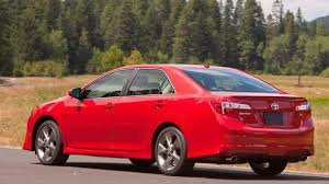 2012 Toyota Camry SE: Autoweek Autofile car review: A perfectly ...