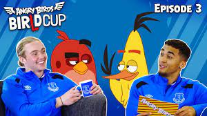 Angry Birds - BirLd Cup | The Interview - Ep.3 - YouTube