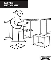 Ikea Keuken Plaatsen Handleiding