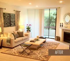 Where To Place A Rug In Your Living Room Placing Rugs Over Carpet Pictures To Pin On Pinterest Pinsdaddy
