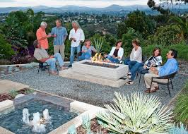 Patio Design Ideas With Fire Pits 10 beautiful pictures of outdoor fireplaces and fire pits hgtv