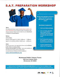 sat prep workshop enroll now richmond promise sat prep workshop enroll now