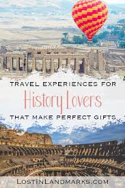 some great ideas if you need gifts for history history buffs who also like