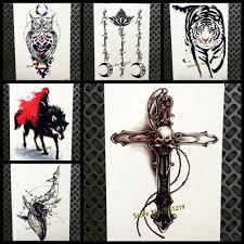 временные татуировки для мужчин эскизы тату дизайн греческие боги