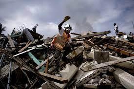 Armut macht Katastrophen katastrophal