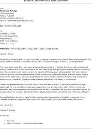 sample resume licensed practical nurse lvn cover letter examples dolap magnetband co