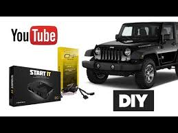 how to install remote start jeep wrangler oem key 2007 2017 diy how to install remote start jeep wrangler oem key 2007 2017 diy