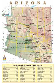 state size & drive times arizona key magazine arizona's Travel Map Of Arizona state size & drive times arizona key magazine travel map of arizona and utah