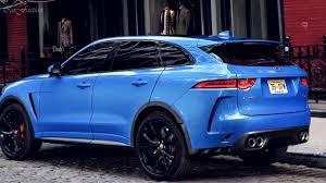 2019 jaguar f pace svr interior exterior specs drive