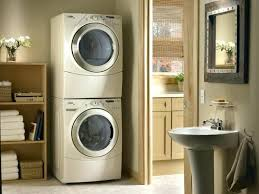 over under washer dryer. Bath Stackable Washer Dryer Reviews Over Under E