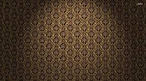Gothic Pattern Wallpaper - Home Design