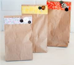 cheap easy and cute gift wrapping ideas a paper lunch bag is cute cheap and easy to convert into a gift bag