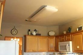 removing fluorescent light fluorescent light in kitchen plus replacing recessed fluorescent light fixture in kitchen also