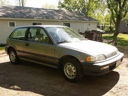 Curbside Classics : 1990/2003 Honda Civic – A Tale Of Two Civics