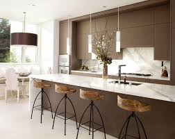 Awesome Wallpaper: Unique Kitchen Island Stools With Brown Backsplash; Furniture;  July 21, 2017; Download 915 X 724 ...