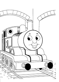 Small Picture Free Printable Thomas The Train Coloring Pages 8044