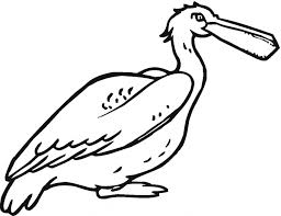 Small Picture Pelican coloring page Animals Town Free Pelican color sheet