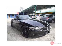 Coupe Series 2004 bmw roadster : 2004 BMW Z4 for sale in Malaysia for RM69,333   MyMotor