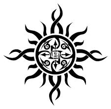 тритатушки архив блога эскизы тату солнце