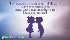 Beautiful I Miss You Quotes Best of I Miss You Too Much Quote Missingherquotes