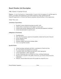 Managing Director Job Descriptionplate Management Resume Example