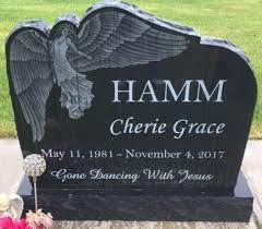 Cherie Grace Hamm (1981-2017) - Find A Grave Memorial
